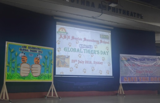 Sixth Anniversary of the Global Tiger Day