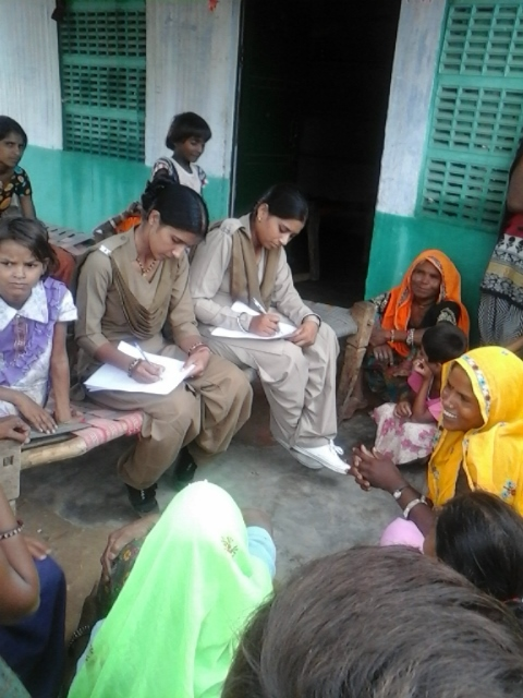 Capacity Building Program on Communications and Village Networking for Women Forest Guards