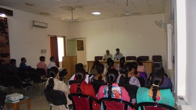 Communications and Village Networking for Women Forest Guards, Sariska Tiger Reserve, Alwar, Rajasthan