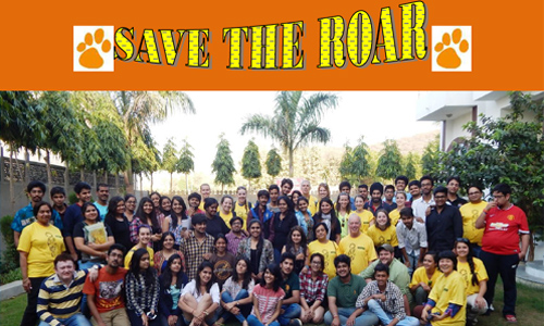 SAVE THE ROAR